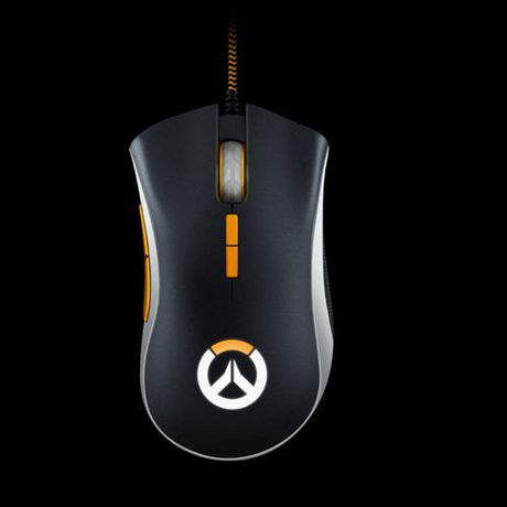 Overwatch Razer Deathadder Elite Multi-Color Ergonomic Gaming Mouse PC