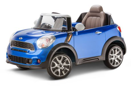 v hicule porteur lectrique mini cooper paceman de 6 v de kidtrax. Black Bedroom Furniture Sets. Home Design Ideas