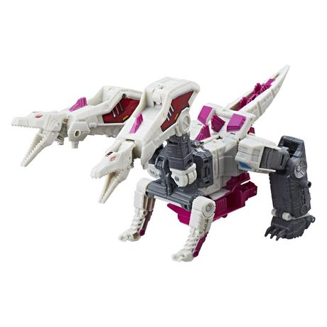 Hasbro Transformers POTP Power of the Primes Voyager Class Hun-Gurrr in stock