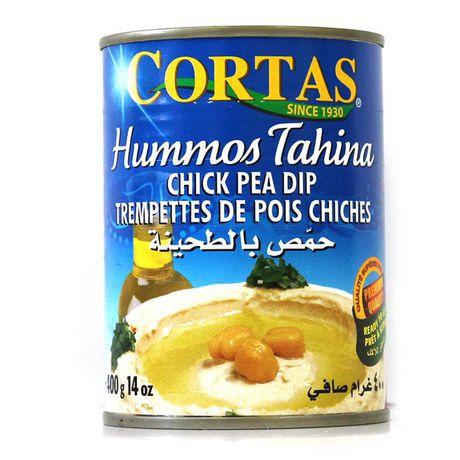Cortas Hummous Tahini Chick Pea Dip - image 1 of 2