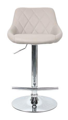 tabouret de bar siena simply urban en beige walmart canada. Black Bedroom Furniture Sets. Home Design Ideas