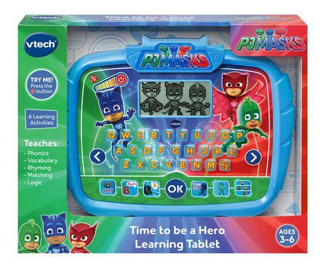 VTech La tablette éducative des héros - Version anglaise - image 4 de 4