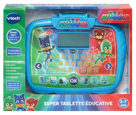 vtech la tablette ducative des h ros version fran aise walmart canada. Black Bedroom Furniture Sets. Home Design Ideas