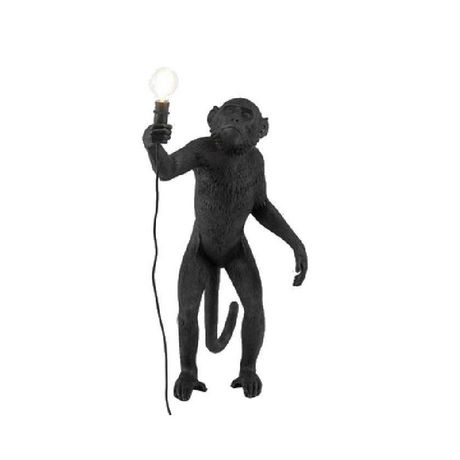 Monkey Table Lamp 2 in Black - image 1 of 1