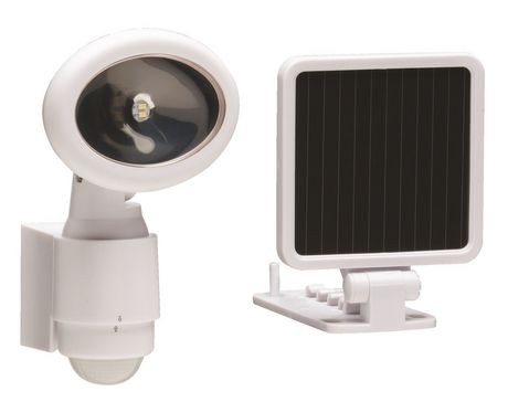 Heath Zenith 110 Degree Motion Activated Solar Security Light - image 1 of 1