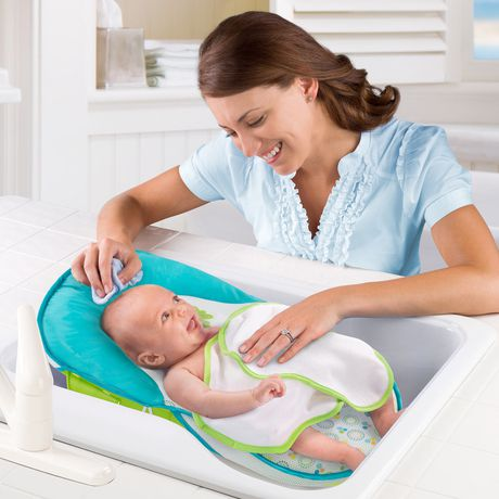 Summer Infant Bath Sling With Warming Wings Walmart Canada
