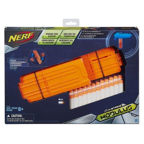 Nerf Modulus Flip Clip Upgrade Kit for toy gun Nerf Modulus Blaster |  Walmart Canada