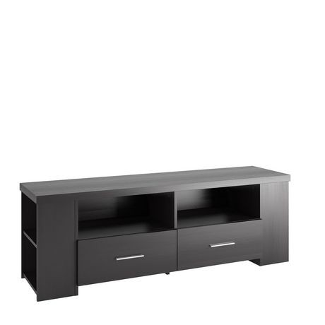 meuble pour t l viseur corliving bromley couleur ravenwood walmart canada. Black Bedroom Furniture Sets. Home Design Ideas