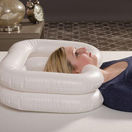 Bac à shampoing de luxe gonflable DMI pour lit - image 3 de 5