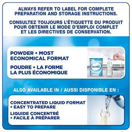 Similac Step 1 Non-GMO Powder Baby Formula, 850 g - image 9 of 9