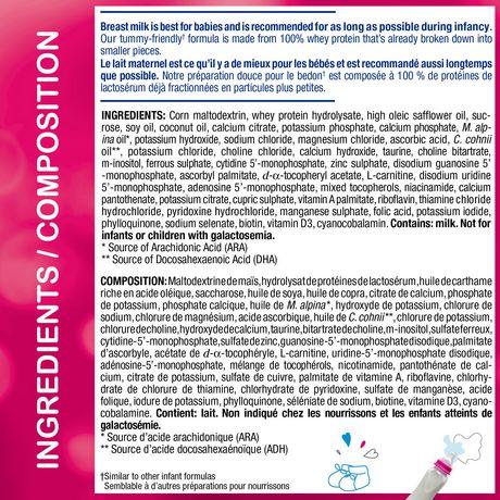 Similac Total Comfort Omega-3 & Omega-6 Baby Formula Powder, 638 g - image 6 of 9