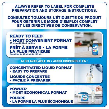 Similac Advance Step 1 Ready-To-Use Baby Formula - image 9 of 9
