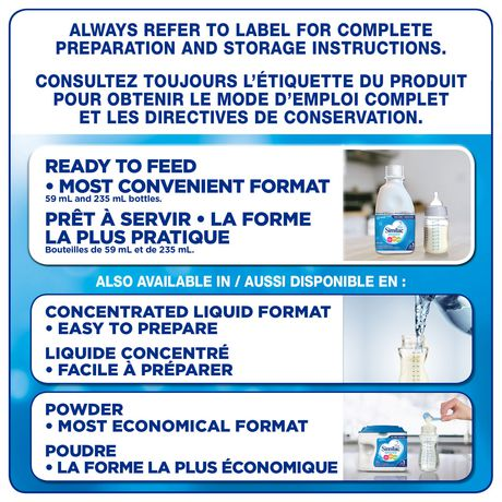 Similac Advance Step 1 Ready-To-Use Baby Formula, 945 mL - image 9 of 9