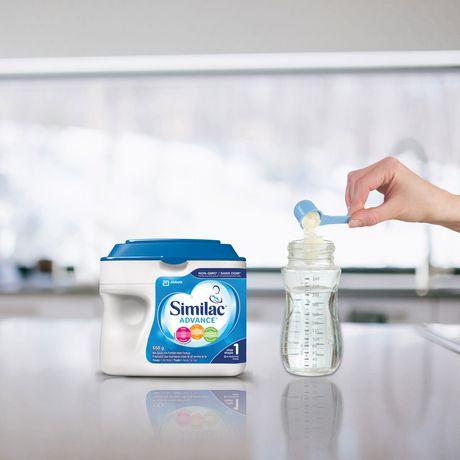 Similac Advance Step 1 Baby Formula Powder + DHA, Lutein & Vtmn E, 658 g - image 7 of 9
