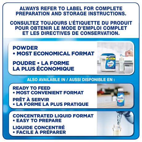 Similac Advance Step 1 Baby Formula Powder + DHA, Lutein & Vtmn E, 964 g - image 9 of 9