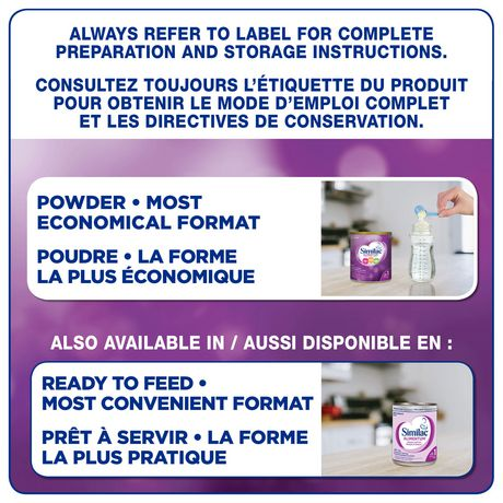 Similac Alimentum Hypoallergenic Baby Formula Powder with DHA, 400 g - image 9 of 9