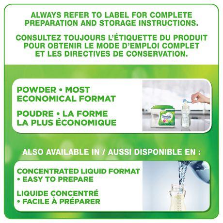 Similac Advance Step 2 Baby Formula Powder + DHA, Lutein & Vtmn E - image 9 of 9