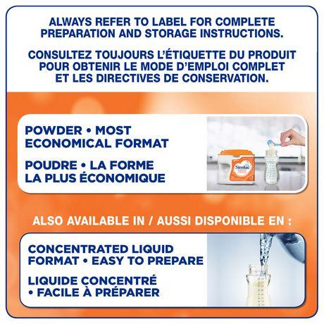 Similac Sensitive Lactose Sensitivity Non-GMO Baby Formula Powder, 638 g - image 9 of 9
