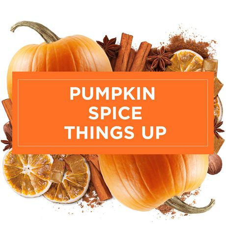 Glade Scented Candle Air Freshener, Pumpkin Spice Things Up - image 4 of 5