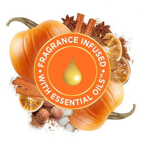 Glade Scented Candle Air Freshener, Pumpkin Spice Things Up - image 5 of 5