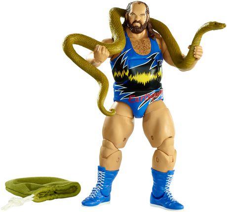 WWE Collection Elite – Série 35 – Figurine articulée Earthquake - image 1 de 5