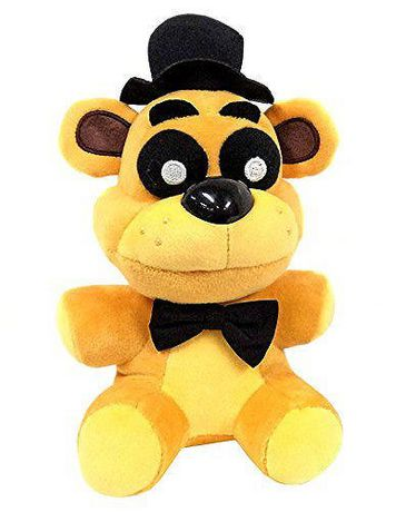Funko Five Nights At Freddys Collectible Golden Freddy Exclusive 6 Plush Toy
