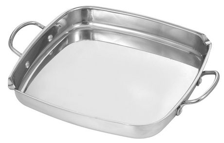 Backyard Grill Stainless Steel Deep Dish Griddle - image 1 of 2