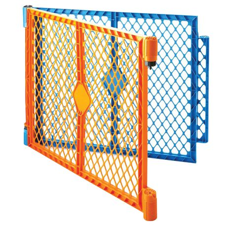 North States Superyard Colorplay 2 Panel Extension Baby
