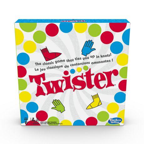 Hasbro Gaming Twister - image 1 of 2