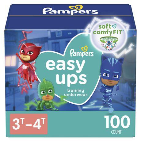 PAMPERS EASY UPS pantalon d'entraînement GÉANT POUR GARÇONS - image 1 de 8