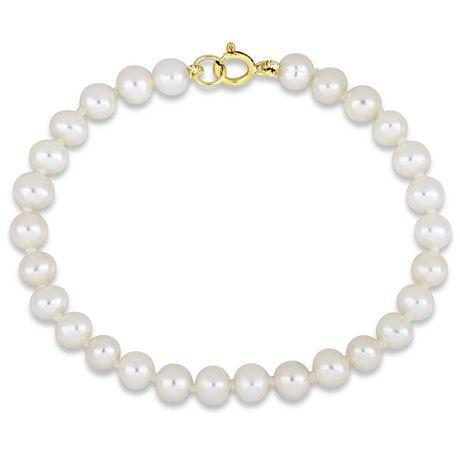 nouveau style qualité supérieure regarder Bracelet pour enfant Cutie Pie Jewels en or jaune 10K avec ...