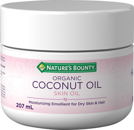 Nature's Bounty Coconut Oil - image 1 of 2
