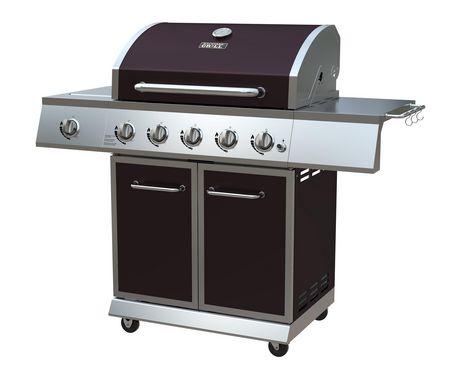 Backyard Grill Jamestown 5 Burner Lp Gas Grill | Walmart ...