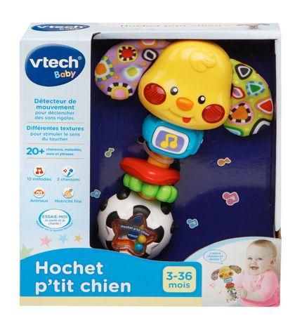 VTech Hochet P'tit Chien - Version française - image 4 de 4