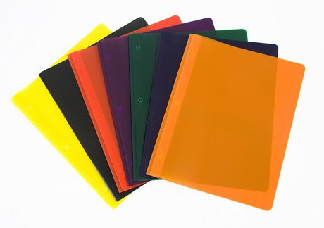 PEN+GEAR Light Weight Poly Report Cover Folder - image 1 of 3