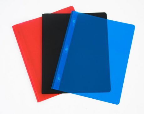 PEN+GEAR Light Weight Poly Report Cover Folder - image 2 of 3