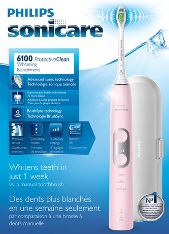 Discover the Oral-B SmartSeries CrossAction electric toothbrush. Its bluetooth feature connects you to the App, guiding you in real time to brush better!