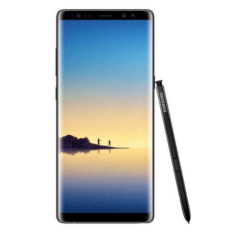 Samsung Galaxy Note8 - 64GB - Black - image 1 of 6