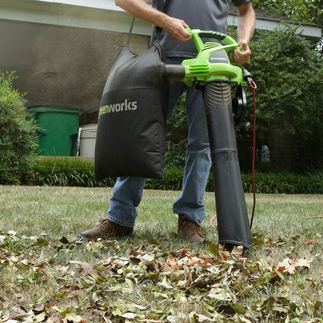 Greenworks 12A Blower/Vacuum - image 2 of 2