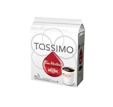 Tim Hortons Tassimo Original Blend Coffee - image 1 of 1