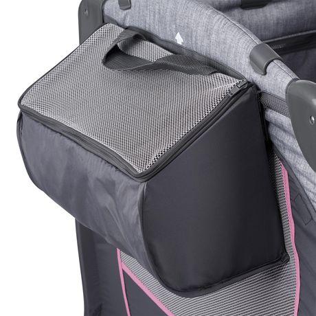 Evenflo Portable BabySuite DLX Playard Poppy
