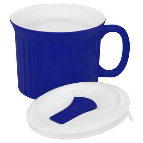 Corningware French White® Pop-ins Mug Blueberry - image 1 of 1