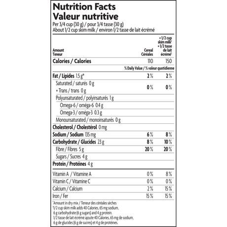 Nature's Path Organic Flax Plus Multibran Flakes Cereal - image 6 of 6