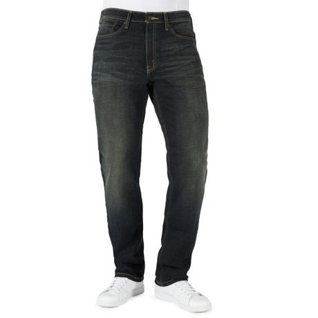 Signature by Levi Strauss & Co. Men's Athletic Jean - image 1 of 3