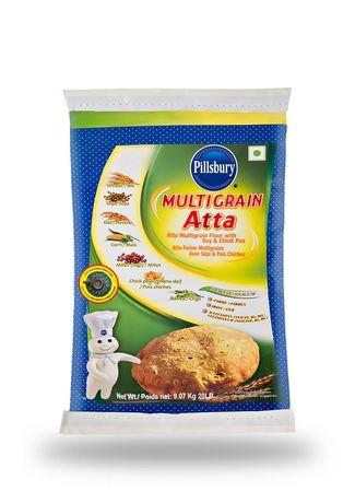 Pillsbury Multi Grains Atta Farine - image 1 de 2