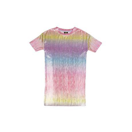 Girls Mini Pop Kids Colorful Shift Dress - image 5 of 6