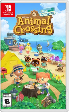 Animal Crossing: New Horizons - Best Switch Game That Feels Like A Family Vacation