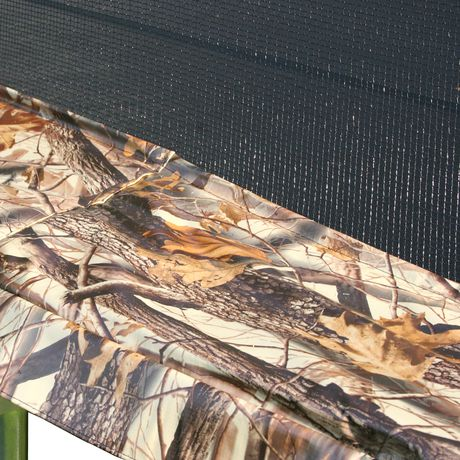 Skywalker Trampolines 12' Camo Round Trampoline And Enclosure - image 5 of 8