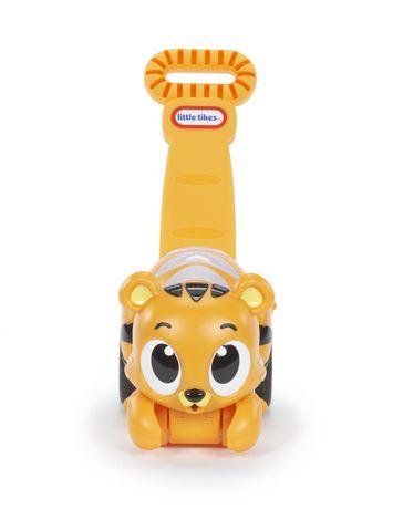 Little Tikes Light N Go Catchin Lights Tiger Push Toy