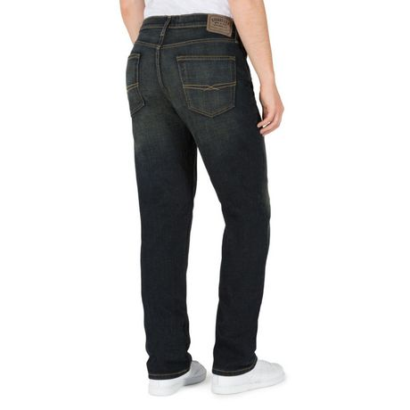 Signature by Levi Strauss & Co. Men's Athletic Jean - image 2 of 3